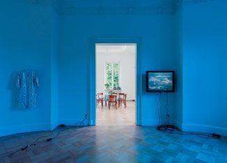 BU: Scared Repository, Rory Pilgrim. Foto: Kunstverein/Stefan Stark