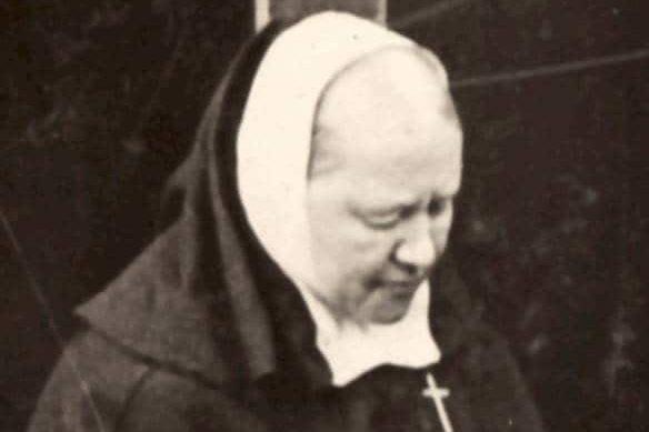 Charlotte von Veltheim. Foto: Kloster St. Marienberg