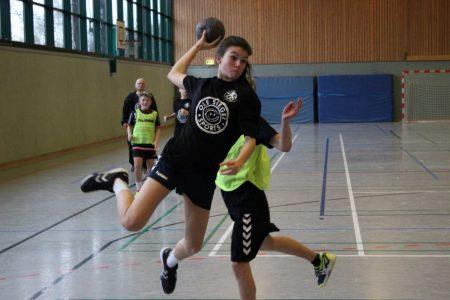 Die Bandbreite der Förderungen ist groß und reicht bis zum Jugendhandball. Foto: DBS