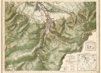 Kartenblatt Bad Harzburg (24a) der TK10 HBS. Reproduktions-Maßstab ca. 1:24.000, Digitales Archiv der LGLN, Sign. HBS24a
