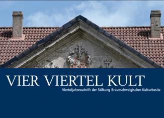 Vier Viertel Kult Sommerheft 2021.