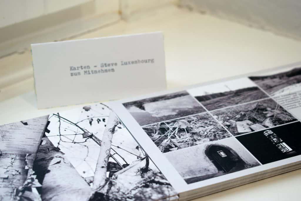 Steve Luxembourg hat sich der analogen Fotografie gewidmet. Foto: DBS