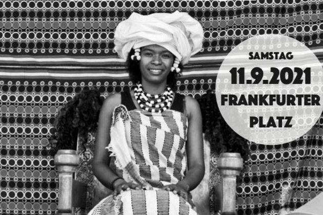 Die Fotokünstlerin Fatoumata Diabaté.