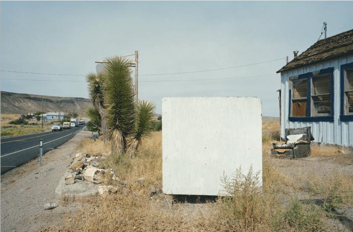 Ingeborg Gerdes, Goldfield, Nevada, No. 1, 1995, C-Print. Foto: Ingeborg L. Gerdes Trust