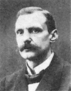 Namensgeber Heinrich Jasper (1875-1945). Foto: Wikipedia/gemeinfrei
