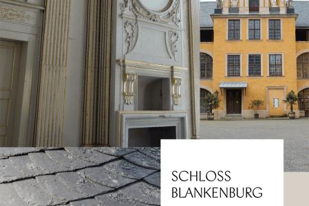 Fotokalender Großes Schloss Blankenburg.