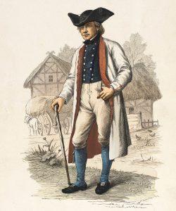 Bauer aus Bortfeld. Foto: gemeinfrei